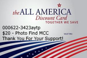 Order a Coupon Card